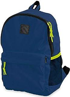 حقيبة ظهر مدرسية بوليستر ضد الماء للأطفال من مينترا - كحلى
