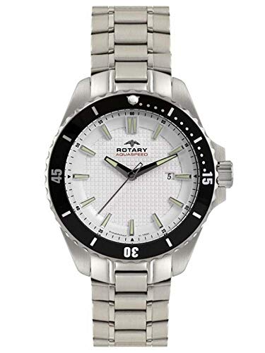 Rotary Watches Orologio al Quarzo Man Aquaspeed 42 mm