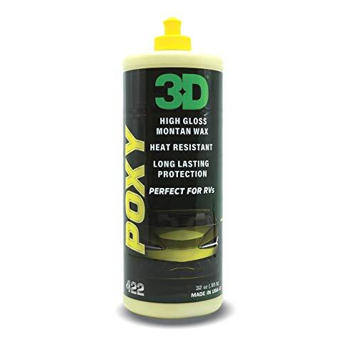 3D HD poxy – 907 – Montagna Cire et mastic – Hybride de protection peinture