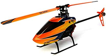 Blade RC Helicopter 230 S Smart RTF(Everything Needed to Fly in The Box) with Safe, BLH1200, Orange/Black