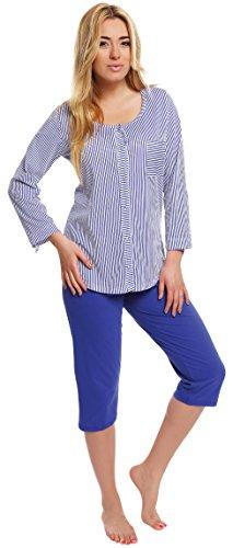 Italian Fashion IF Pijamas para Mujer Giulia 0222 (Aciano, S)