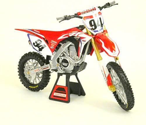 New Ray 49593 - Moto Honda Factory Racing Team K. Roczen 1/6 Miniature