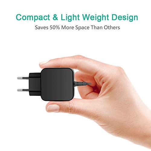 HKY 5V 1A 1000mA Micro USB Netzteil Adapter Ersatz Ladegerät für Philips Avent SCD 620/26 / SCD 625/26