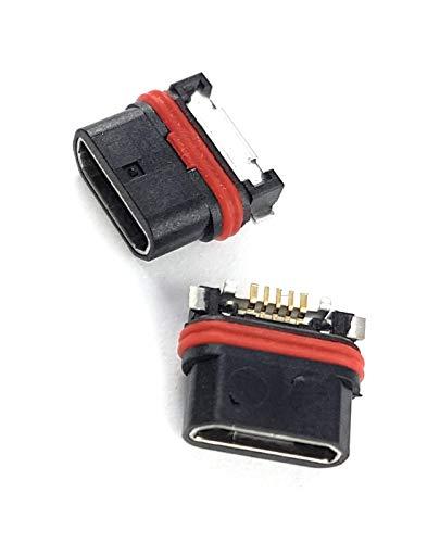 Cellking Connettore Micro USB, connettore connettore, Presa di Ricarica, Porta di Ricarica per Sony Xperia Z5 Compact.