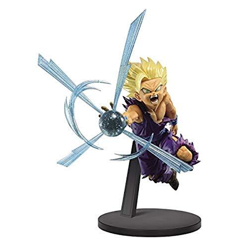 Banpresto - Dragon Ball Z, Figura de Acción, GX Materia, Figura de Acción Son Gohan SSJ2 (Bandai BP16216)
