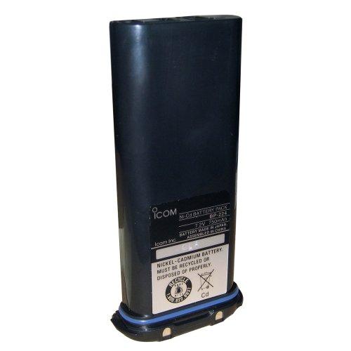 Icom bp 224 ni cad battery f m2 m32 orders over $150
