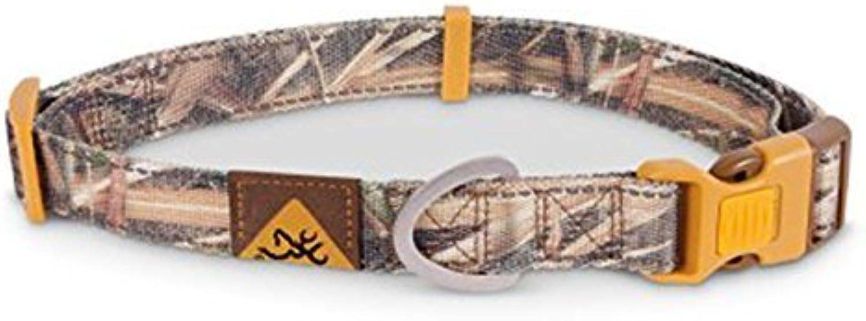 Browning Camo Dog Collar, M.O.SHADOWGRASS, L by Browning