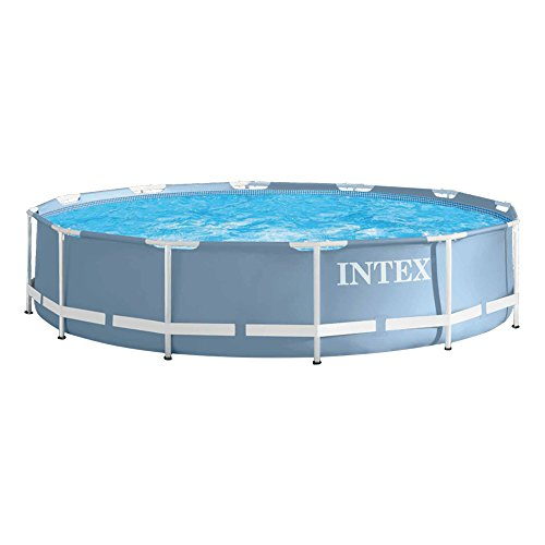 Intex - Piscina desmontable, 366 x 76 cm, 6.503 l (28710NP)
