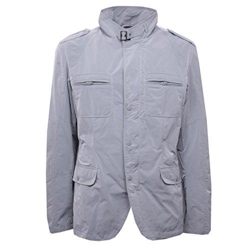 BOMBOOGIE B4280 Giubbotto Uomo Giaccone Grigio Jacket Man [XL]