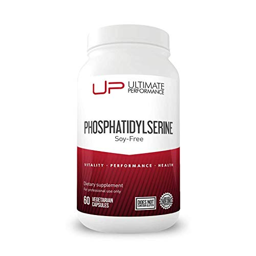 Phosphatidylserine Soy-Free (60 Servings/100mg per Serving)
