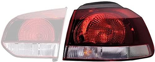 HELLA 2SD 009 922-151 Heckleuchte - Glühlampe - links - für u.a. VW Golf VI (5K1)