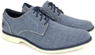 Timberland Woodhull Oxford Canvas Casual Shoes