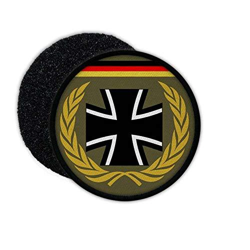 Copytec Patch Bundeswehr Veteran BW Auslands Einsatz Kreuz Deutschland Aufnäher #24424
