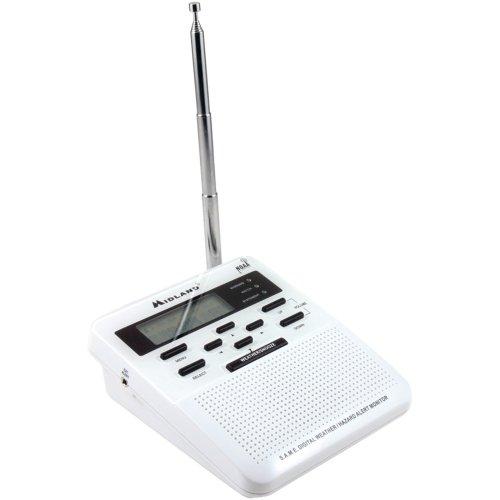Midland WR100 Weather Radio (Discontinued by Manufacturer)