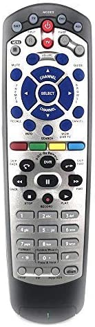 Fine remote Replacement Remote Controller for Dish 20.1 Dish-Network IR Satellite Receiver TV1 DVR Learning Remote Control(DISH-1PCS)