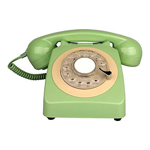 ZXL oude modieuze telefoonaansluiting telefoonkabel, Office Home vaste net, meerkleurig optioneel