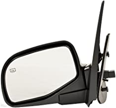 OE Replacement Ford Explorer/Mercury Mountaineer Driver Side Mirror Outside Rear View (Partslink Number FO1320212)