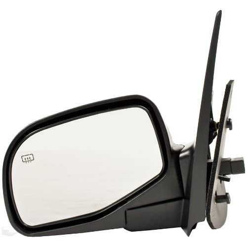 Black Manual Side View Door Mirror Passenger Right RH for Ford Pickup Explorer