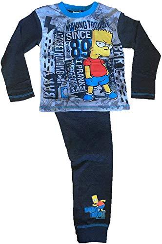 TDP Pijamas Set Tamaño para Niños 5-6 años Multi