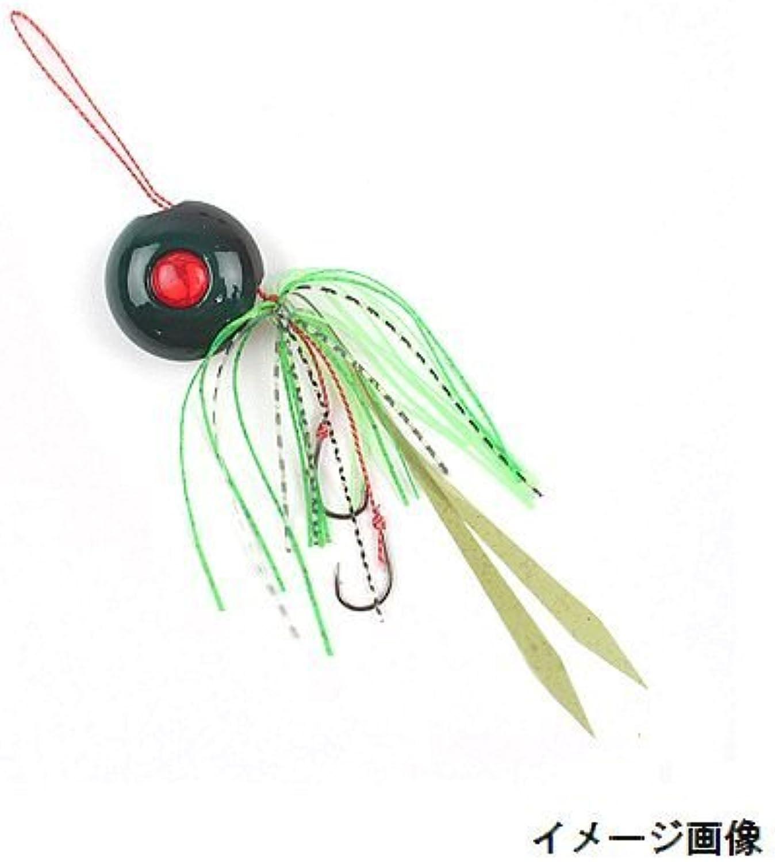 Hayabusa (Hayabusa) Tairaba Muso red sea bream free slide Complete model No. 12 45g green black SE120