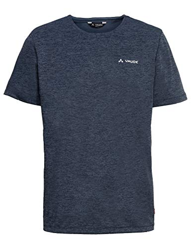 VAUDE Herren T-shirt Men's Essential T-Shirt, Wandershirt, eclipse, 50, 413267505300