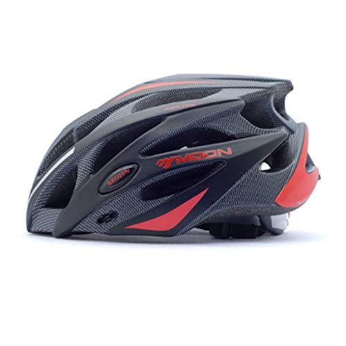 JM- Mountainbike-Sturzhelm des Fahrradsturzhelm-Fahrradsturzhelm-Fahrradhelms bringt Sicherheit mit (Size : L)