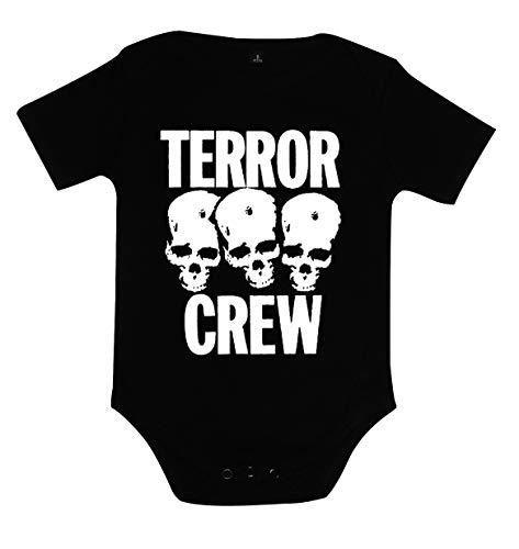 Art Worx Terror Worldwide - Terror Crew Babystrampler 6M