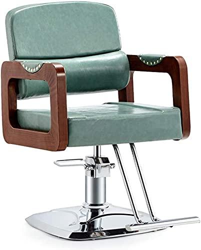 Artista mano hidráulica silla peluquería silla de salón para el cabello estilista silla de tatuaje champú equipo de salón