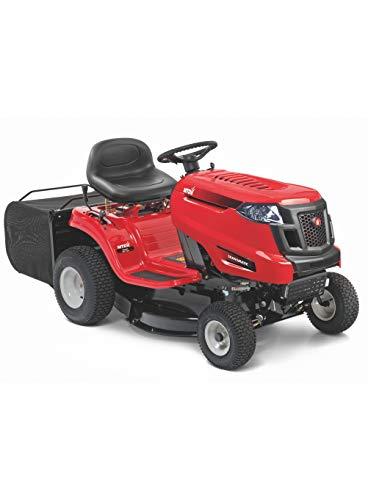 Tractor cortacésped Smart RC 125 MTD. Trabajo para un jardín de 2.000 m2.