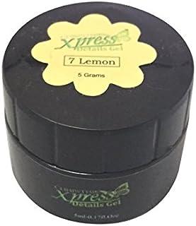 CHRISTRIO Xpress ディテールジェル 7.レモン