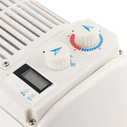 Gruppo evaporatore A/C, evaporatore del condizionatore d'aria Facile installazione Evaporatore universale 12V ad alta affidabilità per veicolo