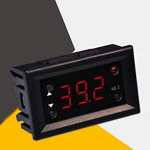 W3018 - Termostato Digital (12 V, 20-100 °C, Control de Temperatura electrónico)