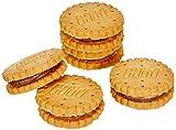 Bahlsen Hit Minis leckere Doppelkekse in der Großpackung - 2 lose Kekse mit Kakaocreme - Gebäck für die ganze Familie, 1er Pack (1 x 2.2 kg)