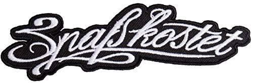 Aufnäher Aufbügler Spaß Kostet Logo