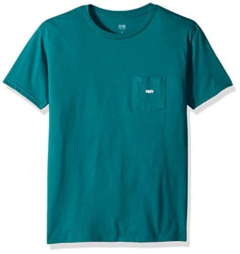 Obey herren 165371216 T-Shirt - blau - Klein
