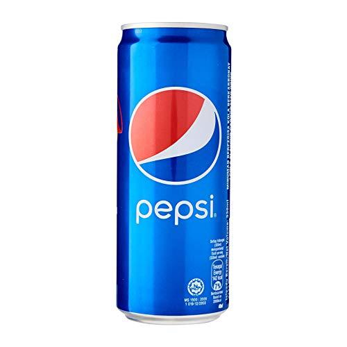 Pepsi 330ml (Packung mit 24 x 330 ml)