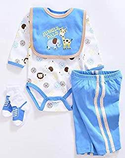 Reborn Baby Doll Clothes Blue Outfit for 20
