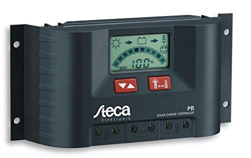Steca Laderegler PR 3030 LCD von bau-tech Solarenergie GmbH