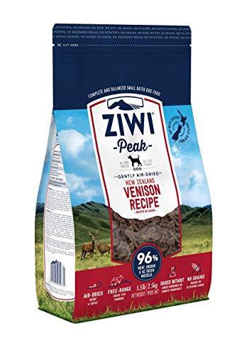 Ziwi Peak Hundefutter Cuisine Dog Venison 2.5 kg, 1er Pack (1 x 2.5 kg)