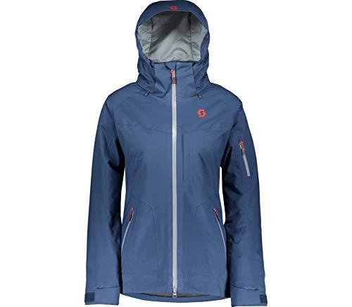Scott W Ultimate DRX Jacket Blau, Damen Dermizax™ Jacke, Größe S - Farbe Denim Blue