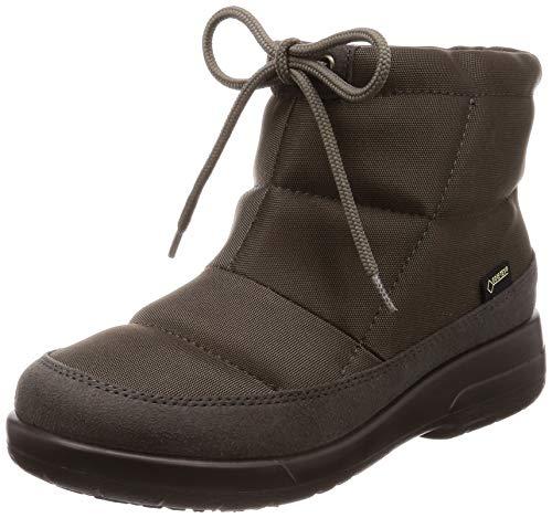 [アサヒ トップドライ] ブーツ 防寒 防水性 ゴアテックス TDY-3974 グレー 22.5 cm 3E