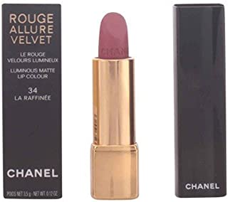 Chanel Rouge Allure Velvet Luminous Matte Lip Colour, 34 La Raffinee, 0.12 Ounce
