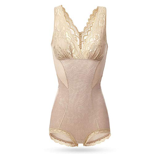Shapewear Bodybuilding Siamese Buik En Heup Liften Zwangere Vrouwen Postpartum Taille Afslankende Panty's,Flesh,M