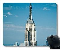背の高い建物ネオプレンゴム標準サイズのマウスパッド
