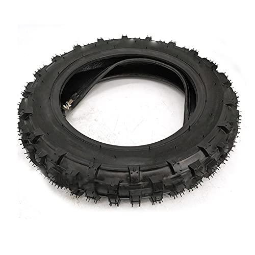 XXWW CXWHYPD Los neumáticos Interiores y Exteriores de 3.00-10 Pulgadas se utilizan for Las Llantas de 10 Pulgadas de Motocicleta y Bicicleta de 10 Pulgadas (Color : Tube and tyre)