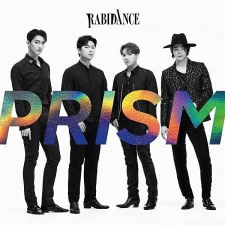 Rabidance Prism Direct store 1st Mini Album Virginia Beach Mall Phot Sticker+1p Booklet+2p CD+48p