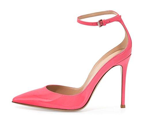 EDEFS - Escarpins Femme - Brillant Chaussure - Cheville...