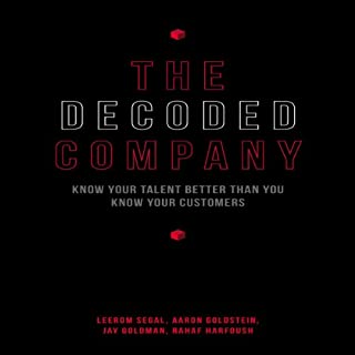 The Decoded Company audiobook cover art