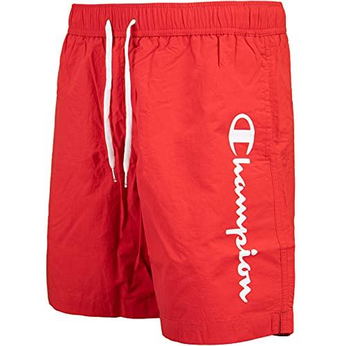 Champion Swimshorts Badeshorts (M, red)