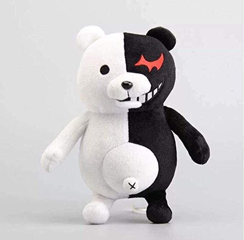 ADIE Plüschtier Teddy Toy Anime Danganronpa Möncha Bär Weiche Puppen Bär gefüllte gefüllte Kinder Geburtstag 25cm